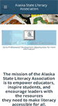 Mobile Preview of akliteracy.org
